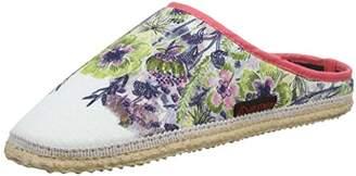 Giesswein Women's Pabing Open Back Slippers, Pink (Granat 309)
