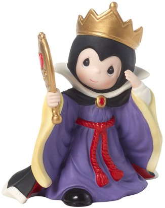 Precious Moments Disney Girl As Evil Queen Figurine