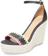 Manebi Women's Detailed Wedge Sandal