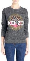 Kenzo Women's Graphic Molleton Sweatshirt