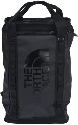 The North Face Explore Black Backpack