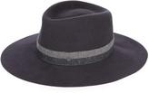 Maison Michel Charles fur-felt hat