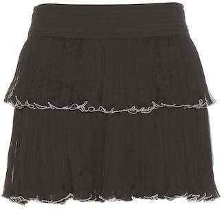Isabel Marant Waida silk skirt