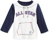 First Impressions Baby Boys' Long-Sleeve Graphic-Print T-Shirt, Only at Macys