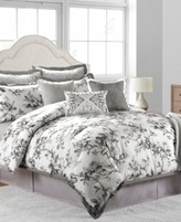 Sunham Hillcrest 10-Pc. Full Comforter Set