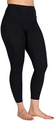 SkirtSports Skirt Sports All-In High-Rise Leggings (Black) Women's Casual Pants