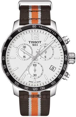 Tissot Men's Quickster Chronograph NBA Phoenix Suns Watch, 42mm