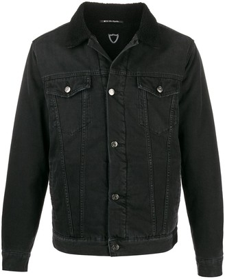 Htc Los Angeles Denim Trucker Jacket