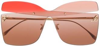 Fendi FF0399S oversized sunglasses