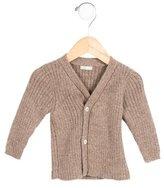 Makie Girls' Alpaca Knit Cardigan