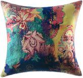 Tracy Porter Poetic Wanderlust® Willow Printed Velvet Square Throw Pillow