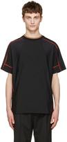 Versace Underwear Black Running T-Shirt