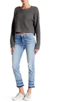 7 For All Mankind Ankle Straight Jean