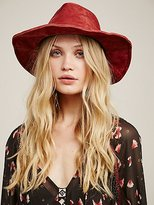 Peter Grimm Wanderlust Suede Hat by at Free People