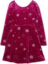 Gymboree Star Velour Dress