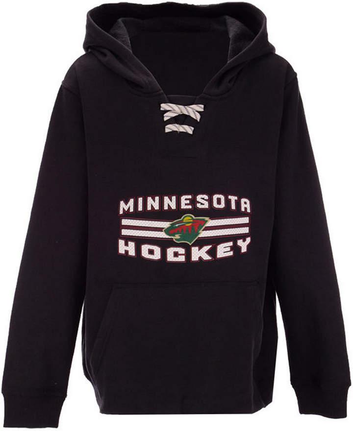 0a06afc7 Outerstuff Minnesota Wild Goal Maker Hoodie, Big Boys (8-20)