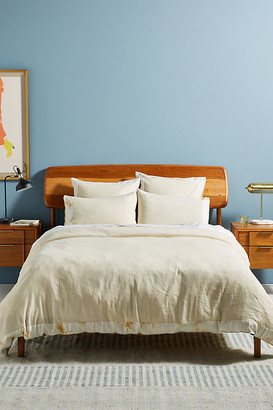 Anthropologie Flower-Dyed Alisha Duvet Cover By in Assorted Size KG TOP/BED