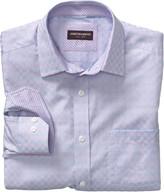 Johnston & Murphy Pastel Basketweave Shirt