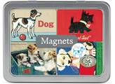 Cavallini & Co. Vintage Dogs 24-Assorted Magnets
