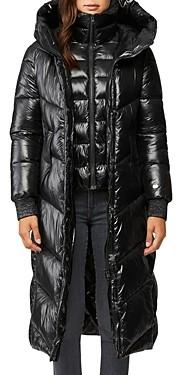 Soia & Kyo Danica Hooded Puffer Coat