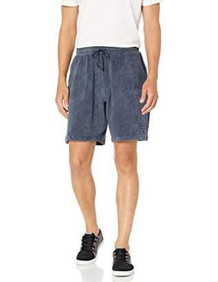 Quiksilver Men's Corduroy Short Fleece Bottom