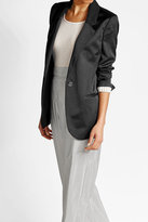 By Malene Birger Satin Blazer