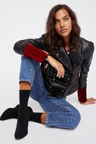Faryl Robin Vegan Luxe Sock Boot by at Free People