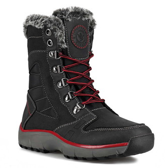 Aquatherm By Santana Canada Nevis Faux Fur Lined Waterproof Boot