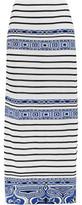 Emilio Pucci Stretch-Jacquard Maxi Skirt