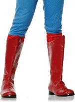 Eie Shoes 33635 Shazam Red Adut Boots Sizearge 12-13