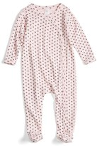 Nordstrom Infant Girl's Footie