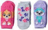 Toddler Girl Paw Patrol Skye & Everest 6-pk. 3D Low-Cut Socks