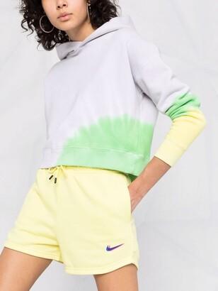 Nike Logo Print Shorts