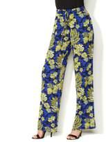 Iman Global Chic Luxury Loungewear Pant