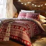 Kaleidoscope Woodland Animal Duvet Cover & Standard Pillowcase Set