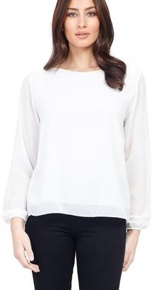 M&Co Izabel boxy blouse