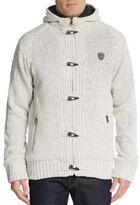 Buffalo David Bitton Wendell Toggle Sweater