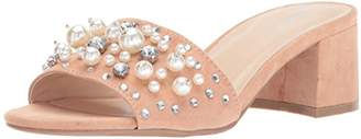 Qupid Women's KATZ-12X Heeled Sandal
