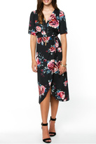 Everly Aeryn Wrap Dress