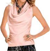 Liva girl Womens Sleeveless Vogue Solid Tank Top 2XL
