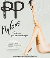 Pretty Polly Nylon Backseam Tights