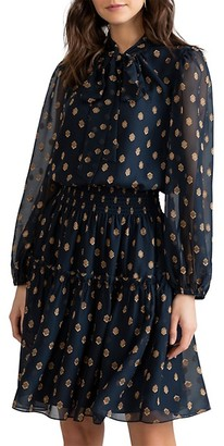 Shoshanna Dane Polka Dot Dress