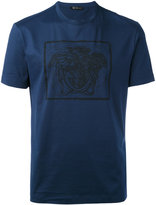 Versace Medusa in Square T-shirt - men - Cotton - L