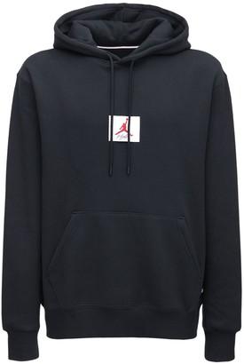 Nike Jordan Cotton Blend Sweatshirt Hoodie