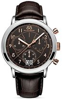 88 Rue du Rhone Men's 87WA130024 Analog Display Swiss Quartz Brown Watch