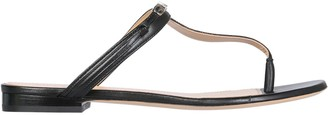 Givenchy Sandals With Logo