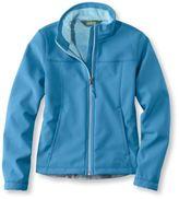 L.L. Bean Girls Wonderfleece Soft-Shell Jacket