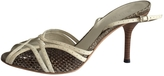 Gucci Exotic leathers sandal