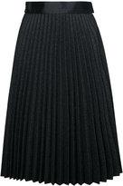 Romance Was Born pleated glitter skirt - women - Polyester - 8