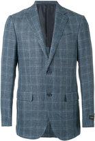Ermenegildo Zegna Milano Easy Blazer - men - Silk/Linen/Flax/Cupro/Wool - 48
